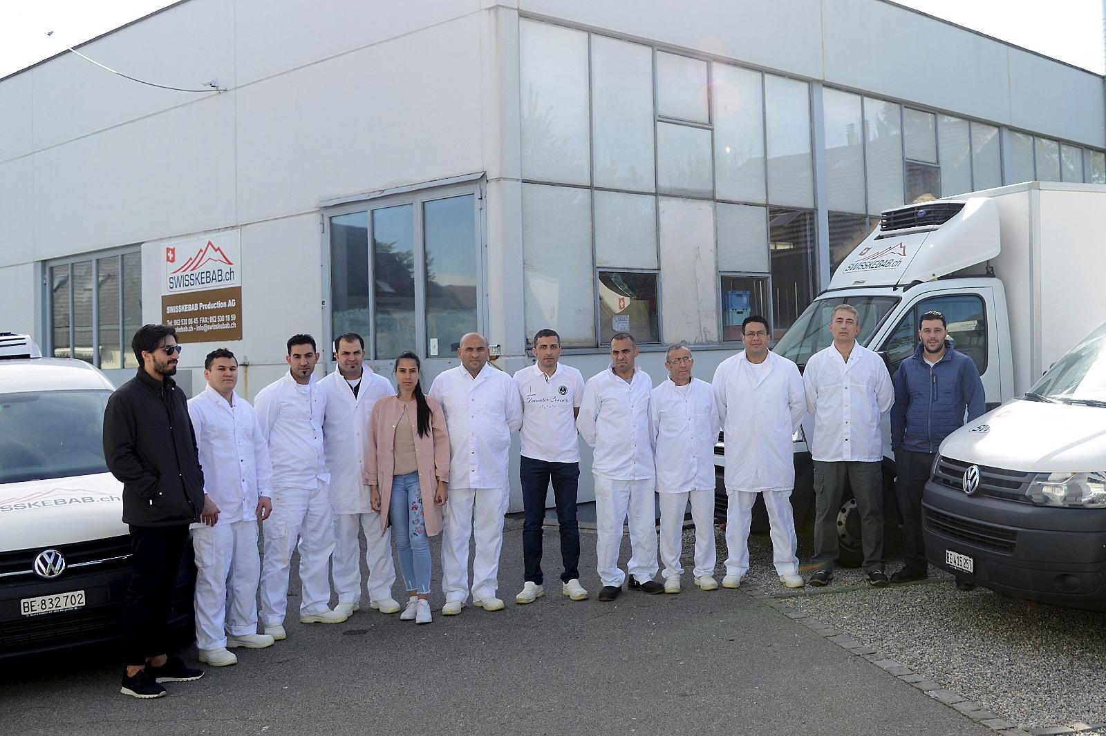 swisskebab team